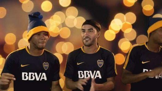 El mensaje navideño de Boca y River para sus hinchas                              Ya se acerca Nochebuena, ya se acerca Fin de Año y desde los clubes argentinos se realiza el clásico balance de lo que ... http://sientemendoza.com/2016/12/23/el-mensaje-navideno-de-boca-y-river-para-sus-hinchas/