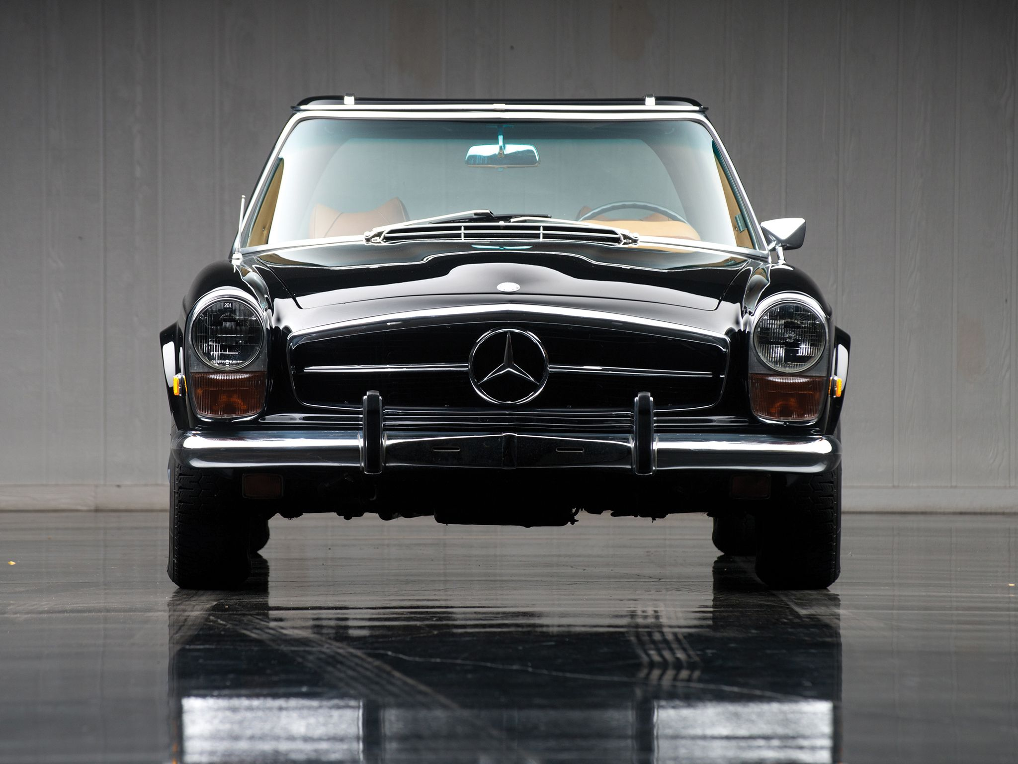 Mercedes benz 280 sl us specifications
