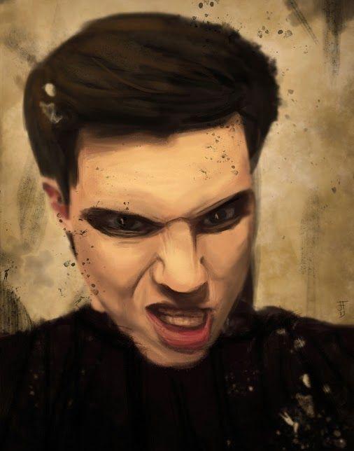 Josh Freeman - Google+ - Portrait of KillerGorilla for RedditGetsDrawn …