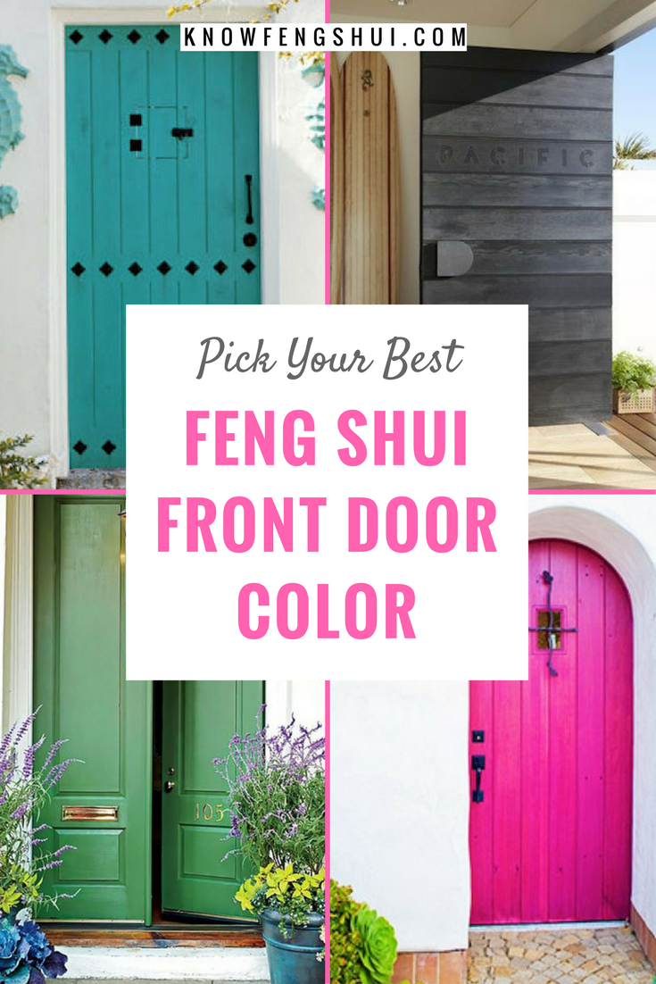 Best Feng Shui Colors for Your Front Door are Here in 2018 | For the ...