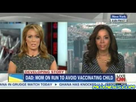 FBI Charges Mother Trying To Keep Daughter From Being Vaccinated!