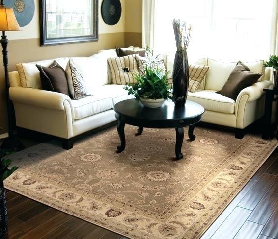 Decorating With Area Rugs On Hardwood Floors Dengan Gambar