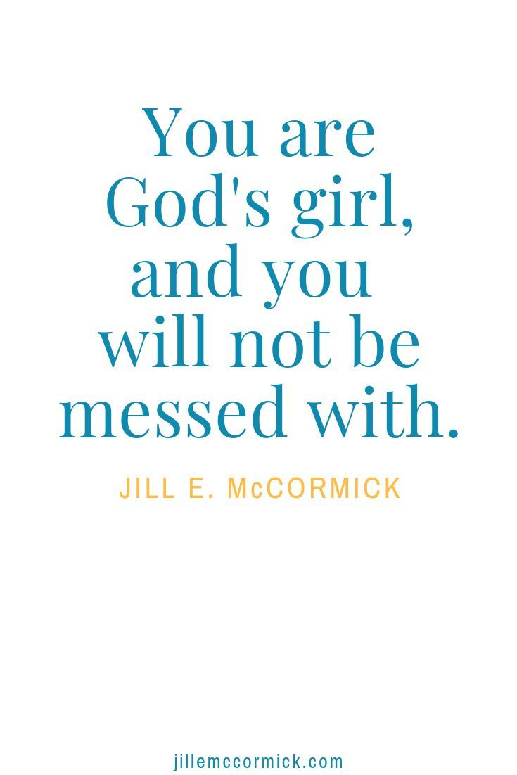Grace says you don't need to compare | jillemccormick.com