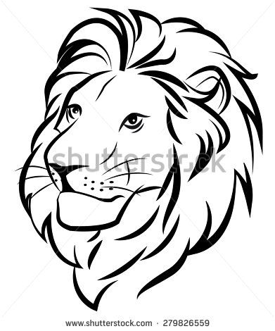 Lion Cartoon Stock Photos Images Pictures Animal Stencil Lion Art Lion Drawing Free lion outline cliparts, download free clip art, free. pinterest