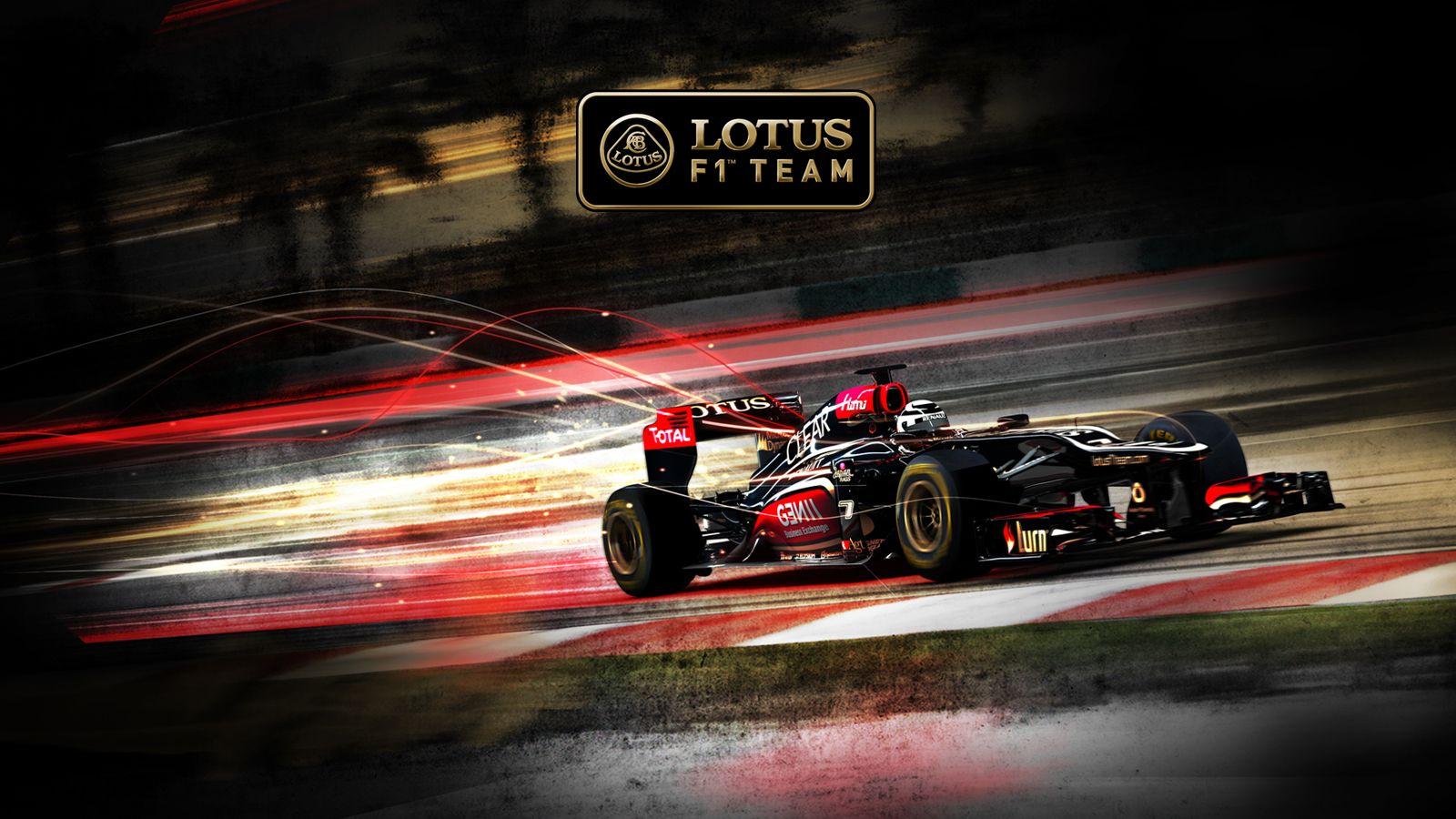 2013 Lotus F1 Lotus F1 Team Wallpaper Lotus