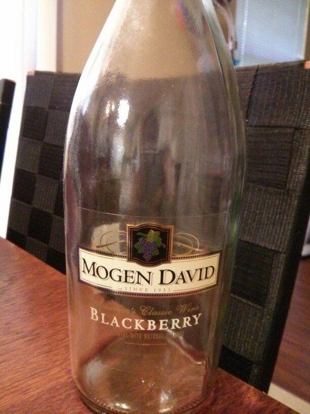 Mogen david wine health benefits
