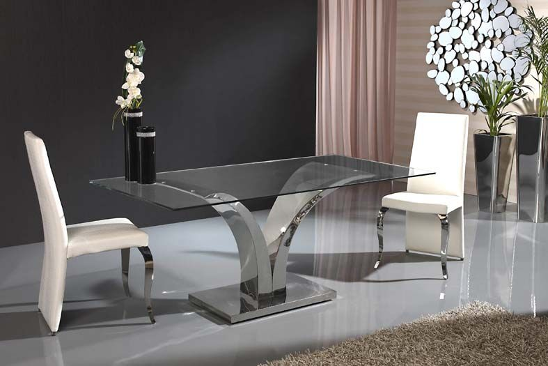 Mesas De Comedor Modelo Isabella Tu Tienda Online De Mesas De Comedor Dining Table Bases Glass Dining Table Modern Dining Room