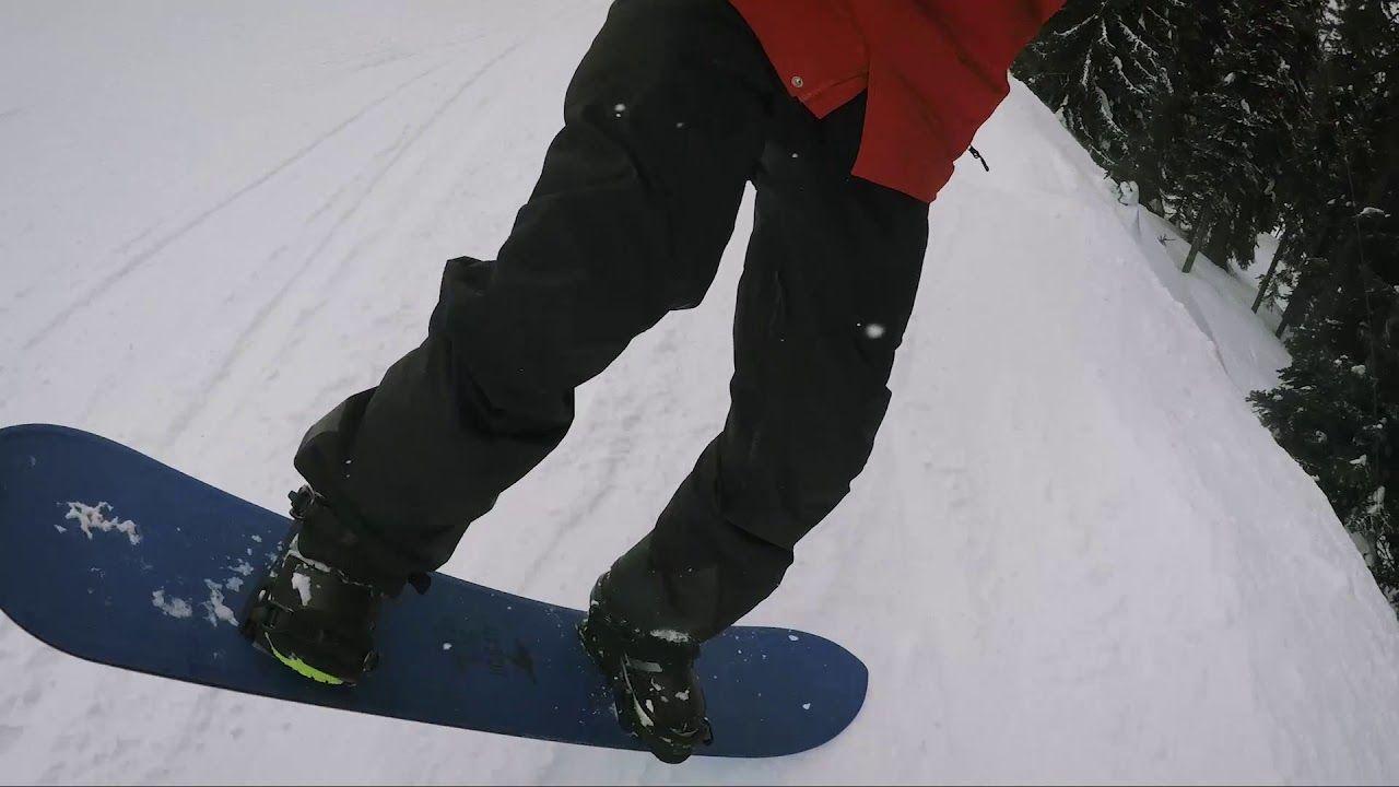 Nitro Slash Snowboard Review SideWays Gears Guys EP004
