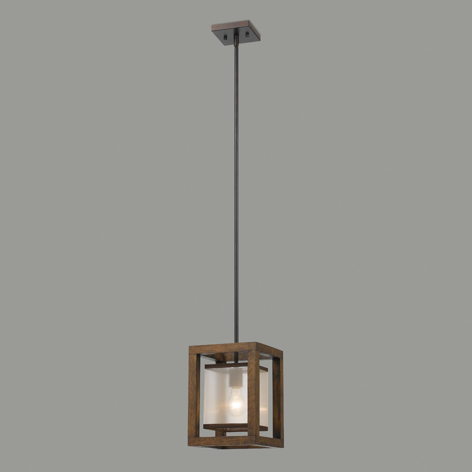 Wood And Metal Mission Pendant Lamp Metal Lighting Lamp Pendant Lamp