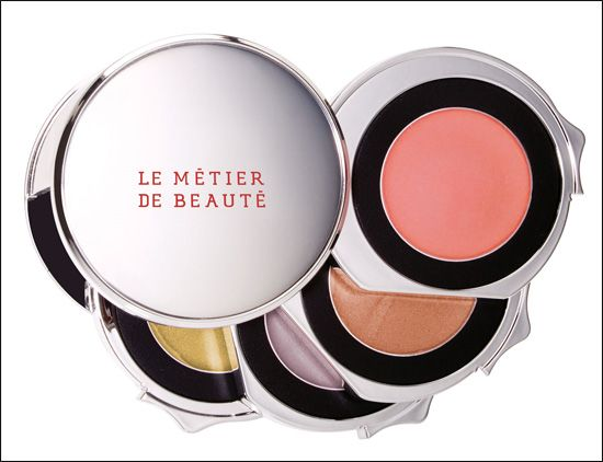 Le Metier de Beaute Opulent Seaside Garden Collection for Spring 2009 - Golden Trascendence lip kit