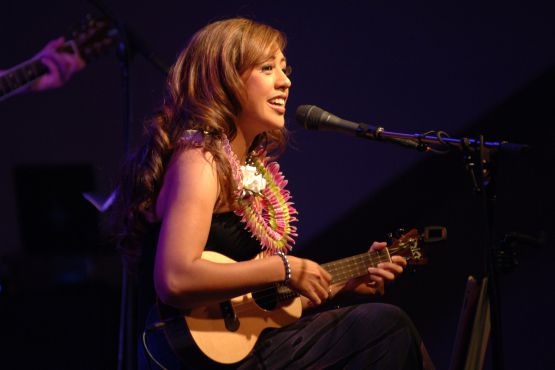 Two-time Grammy-nominee Raiatea Helm; a performer at the NY Ukulele Festival (2013)!