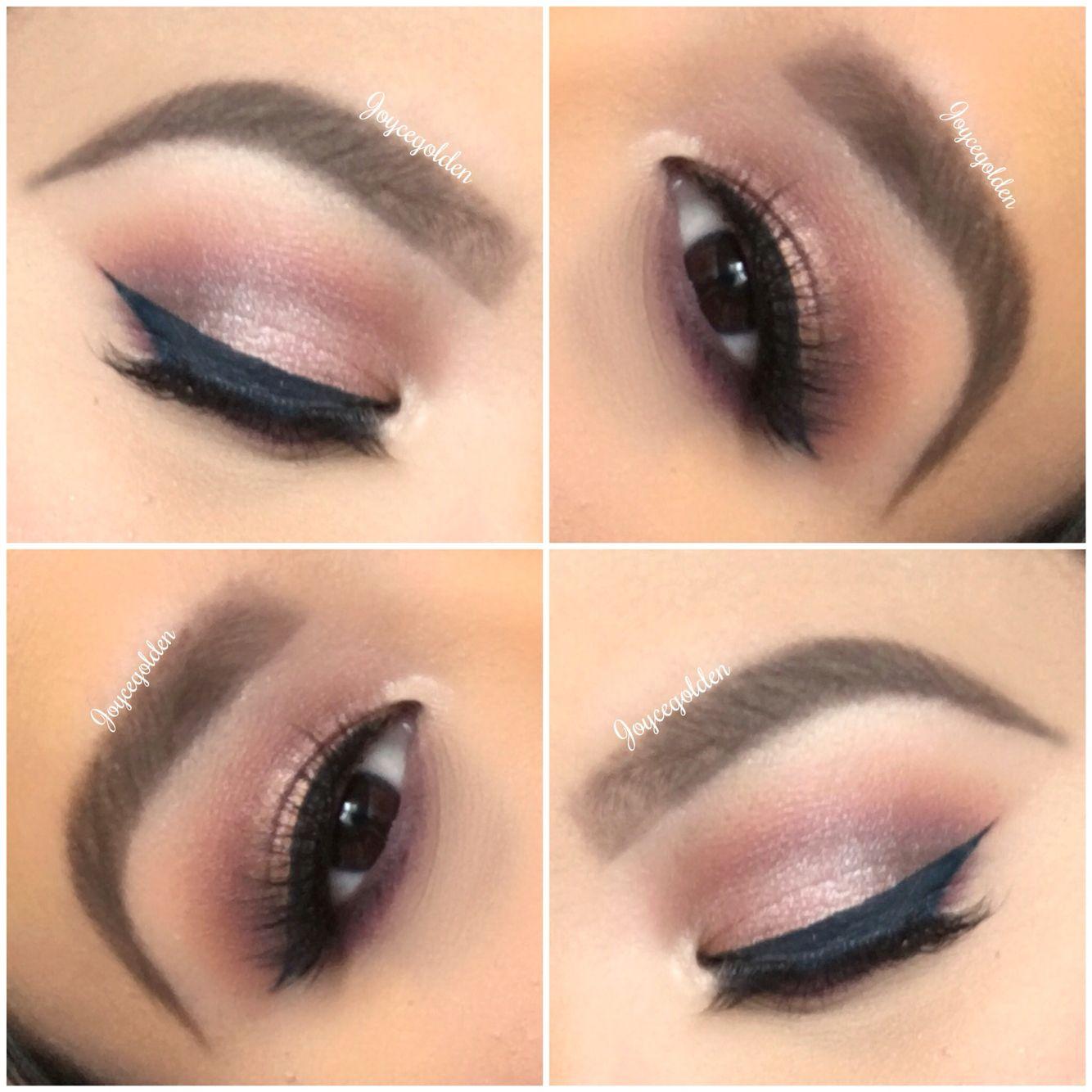 Manny Mua & Makeup Geek Collab Palette! Love the shadows