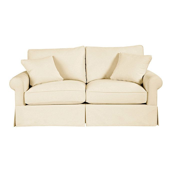 The Baldwin Apartments: Baldwin Apartment Sofa Slipcover