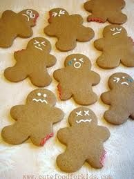 Halloween cookie decor