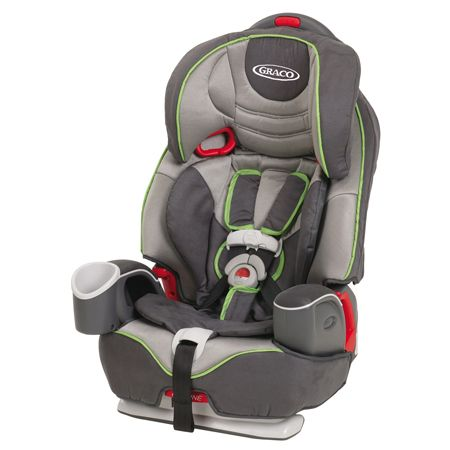 Three-In-One Car Seat Helps Protect Your Toddler, From 20-100 Lbs ...