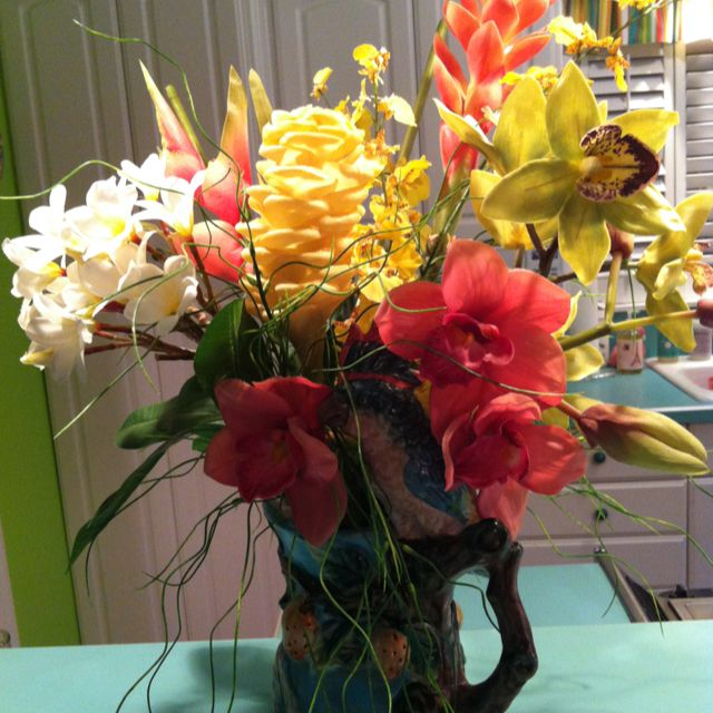 Tropical floral www.markballard.com