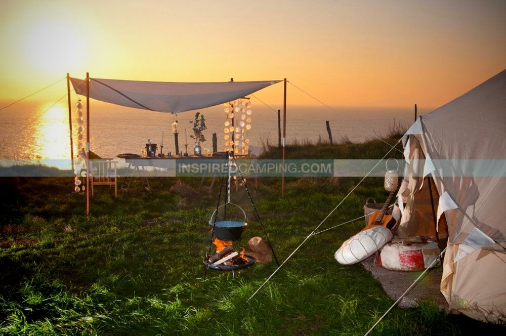 love this Glam camping, Glamping, Outdoor