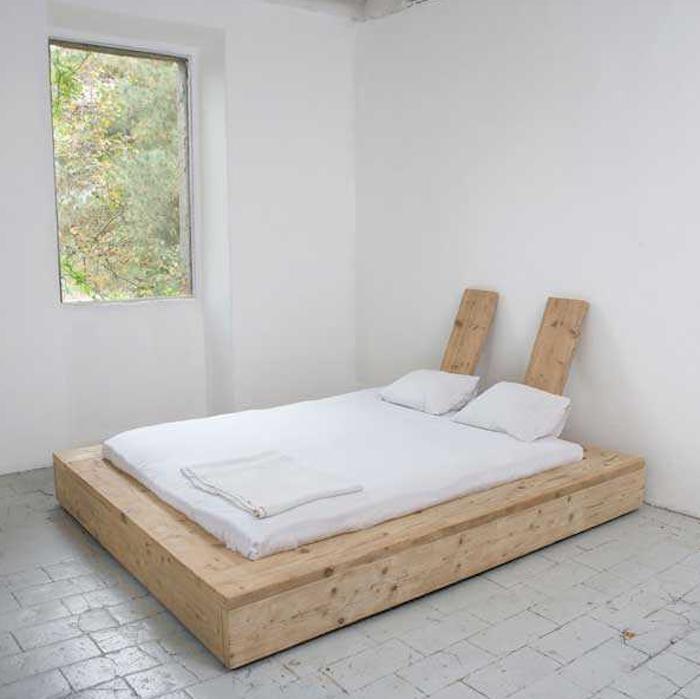 Ho Sognato di Te Bed   Wohn schlafzimmer, Holz und Neue wohnung