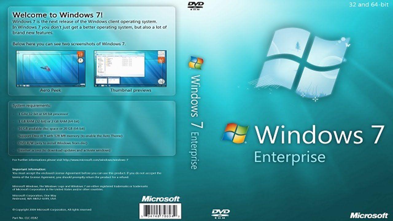 How To Download Windows 7 Enterprise Iso Full Free Without Product Keys Microsoft Windows Microsoft Enterprise
