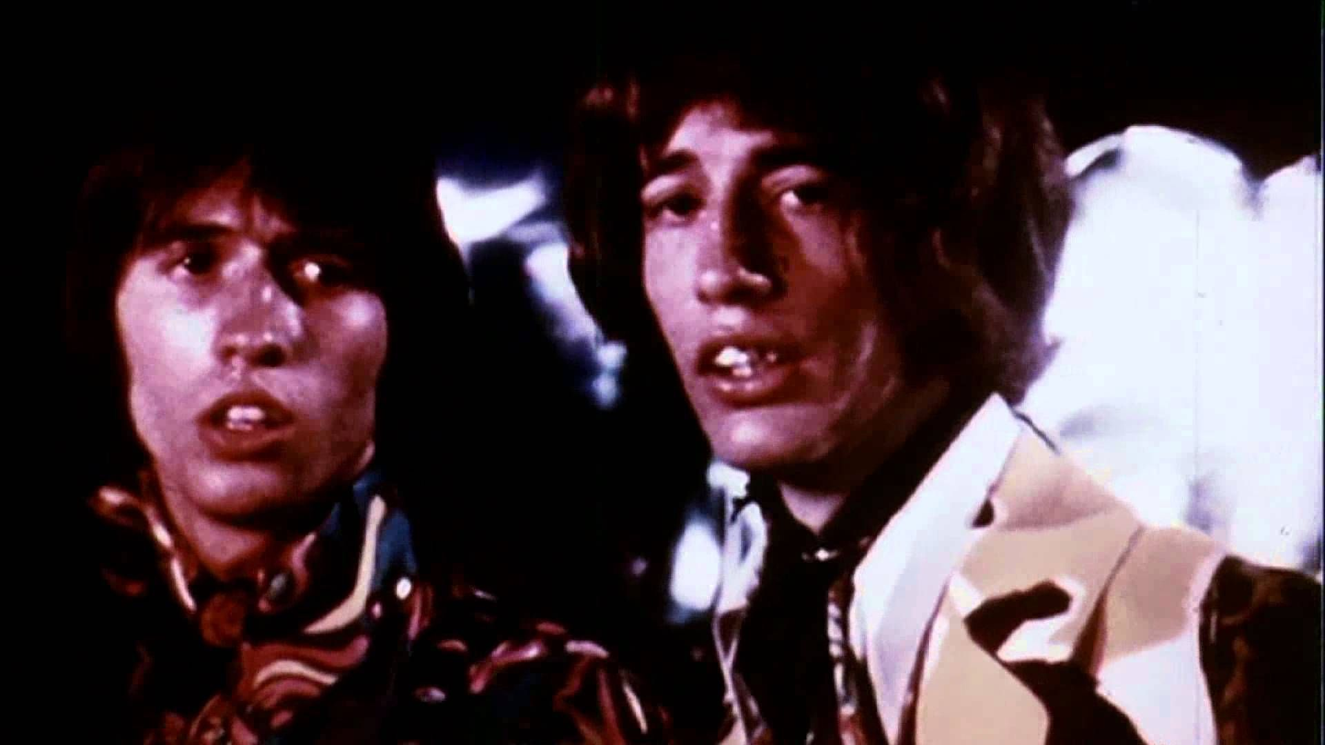 The Bee Gees To Love Somebody Original Colour Video Film
