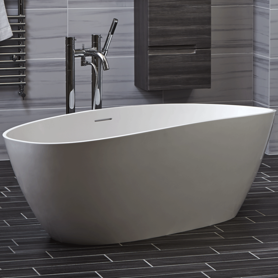 Bayou Freestanding Bath Bathstore 1650mm X 650mm X