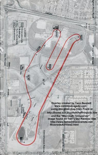 Riverside Int Riverside Raceway Riverside Classic Racing Cars