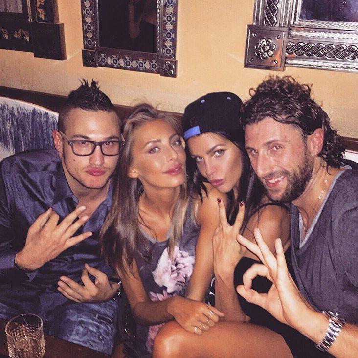 #DaniloGallinari Danilo Gallinari: With my buddies... Li lo llllllaaa