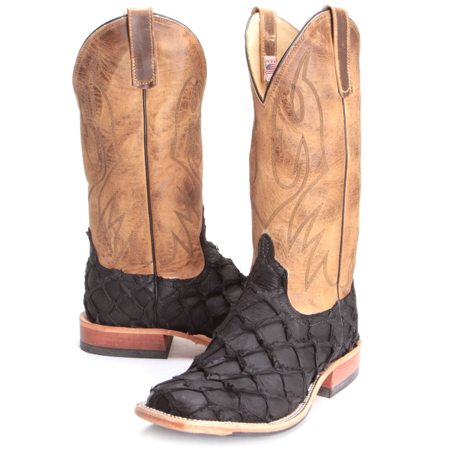 6325167e80c70 BootDaddy with Anderson Bean Mens Big Bass Boots Black