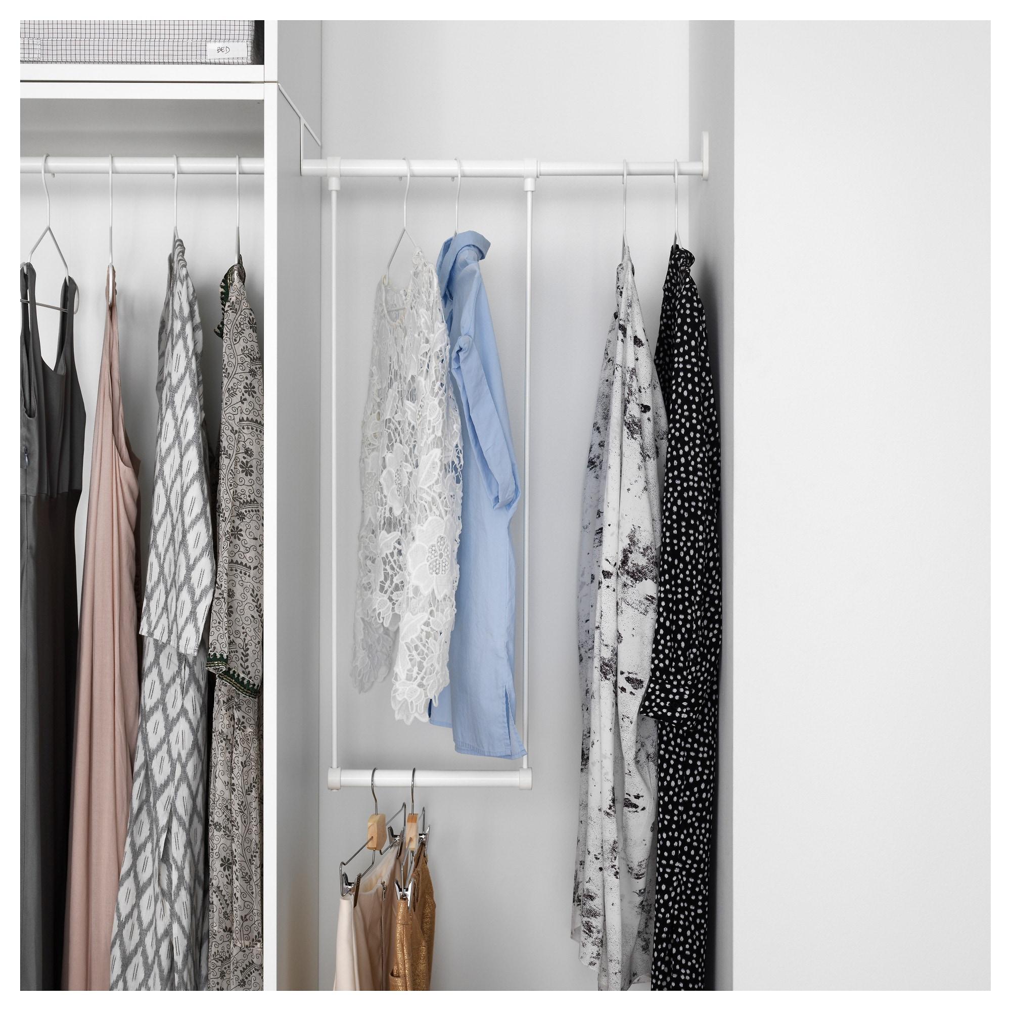 PLATSA Kleiderschrank weiß, Fonnes weiß Ikea ideen