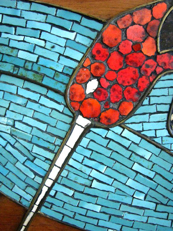 mid-century mosaic art   Mid Century Mosaics   Pinterest ...