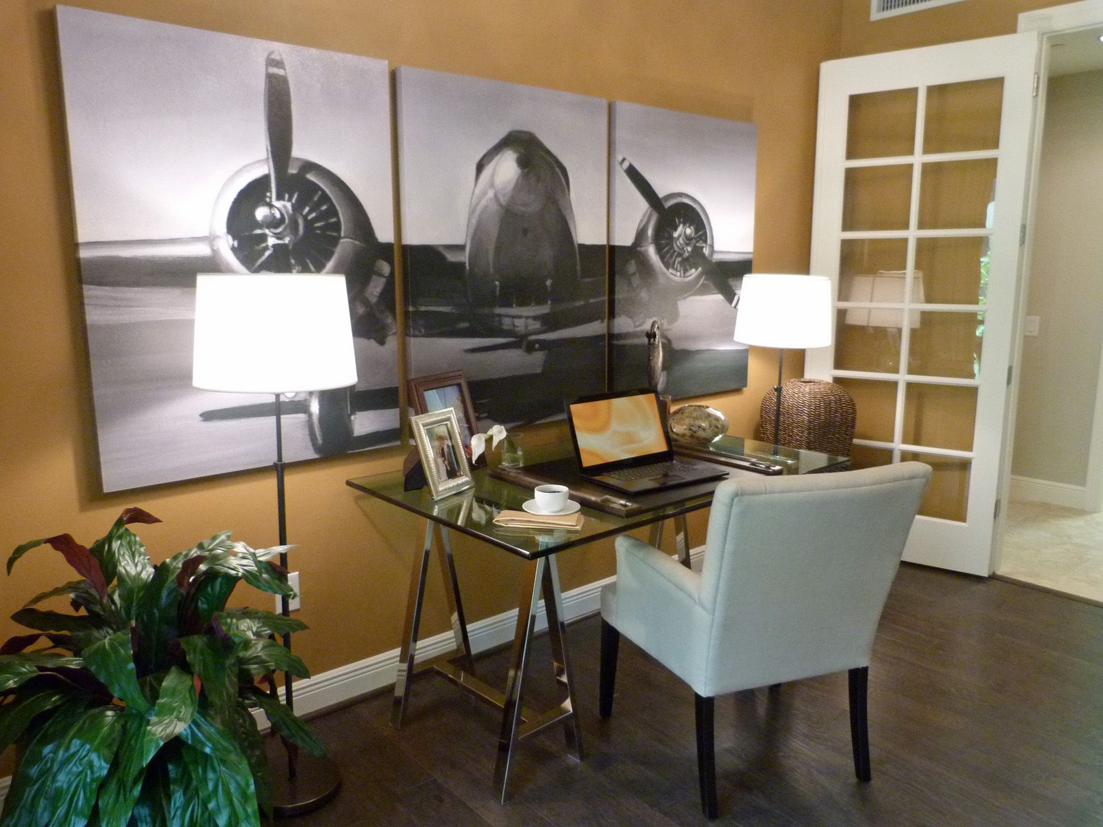 Home Office Ideas By Beasley & Henley Interior Design