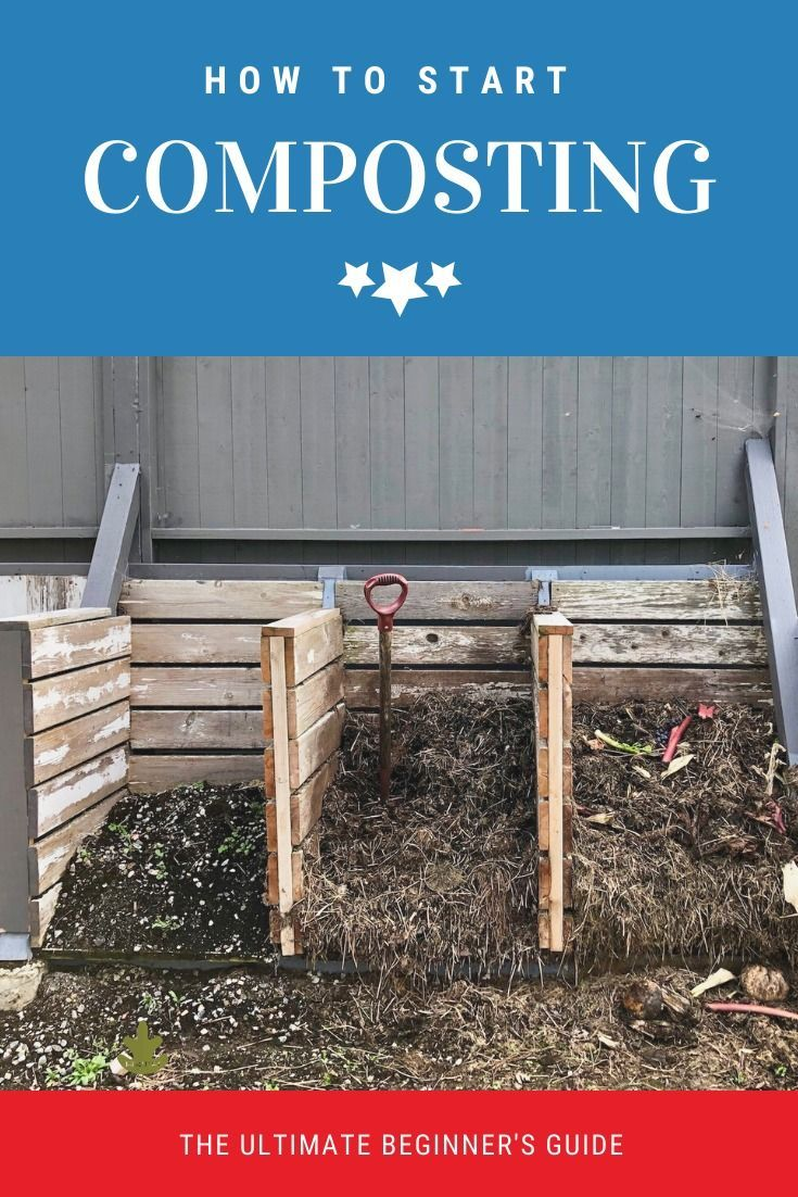 How to Compost: The Ultimate Guide to Composting | How to ...