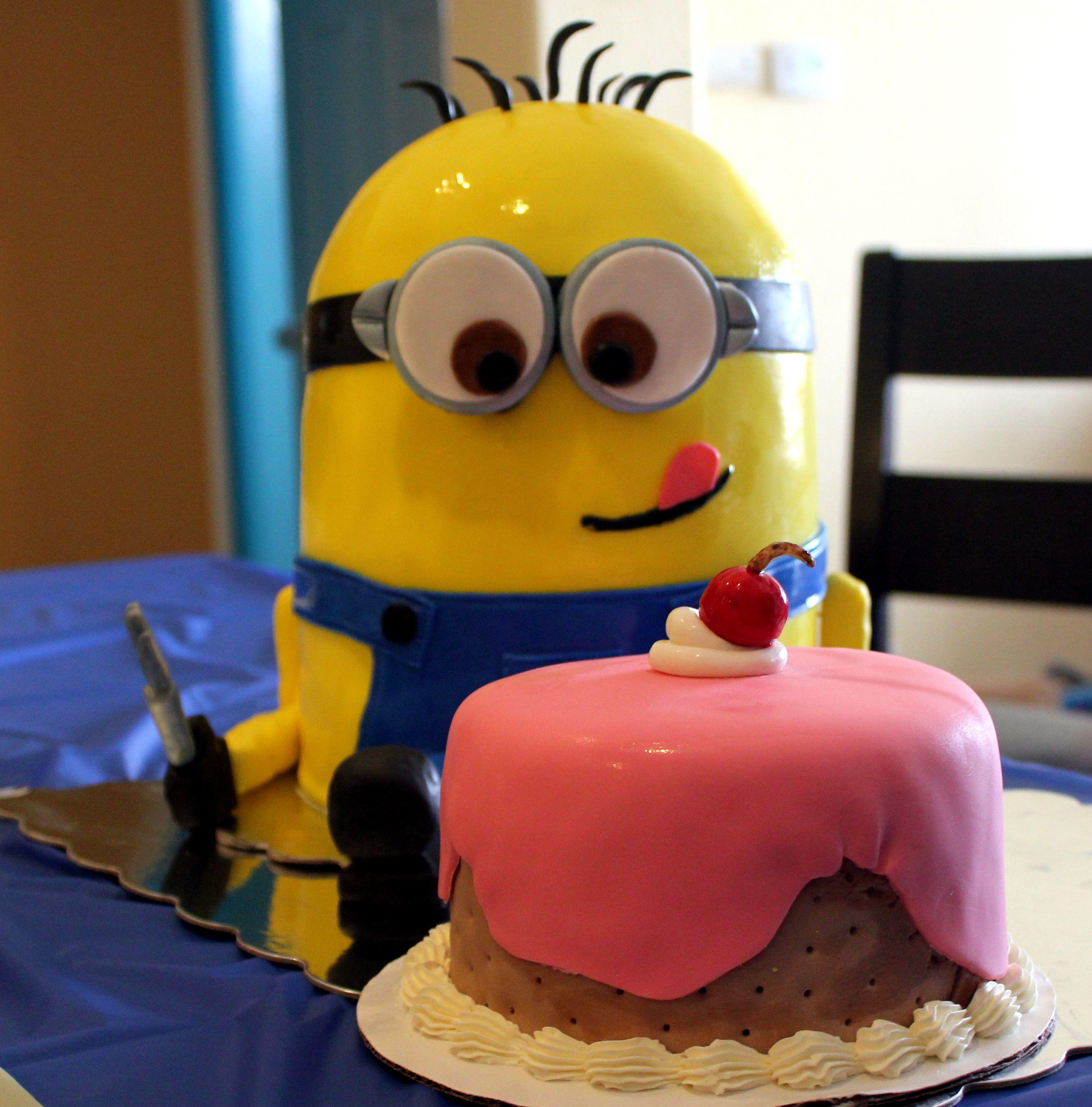 Minion Cake Design Pinterest : Pinterest Minion Cake Ideas 6391 Minion Cake Cake Designs