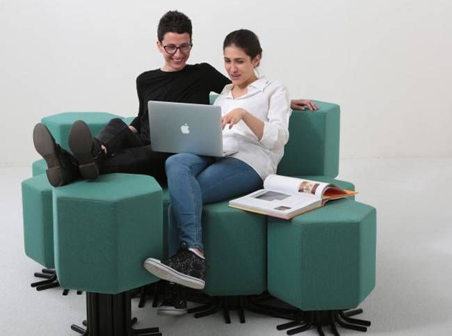 Lift Bit: Internet Of Things Modular Sofa Digitally Transforms To Usersu0027  Needs
