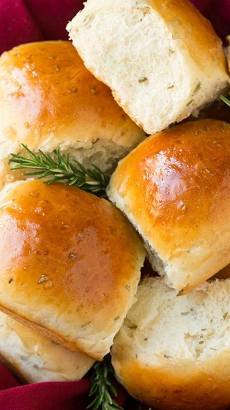 rolls Elegant dinner