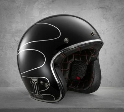 Harley Davidson Retro Helmet Harley Davidson Helmets Mens Motorcycle Helmets