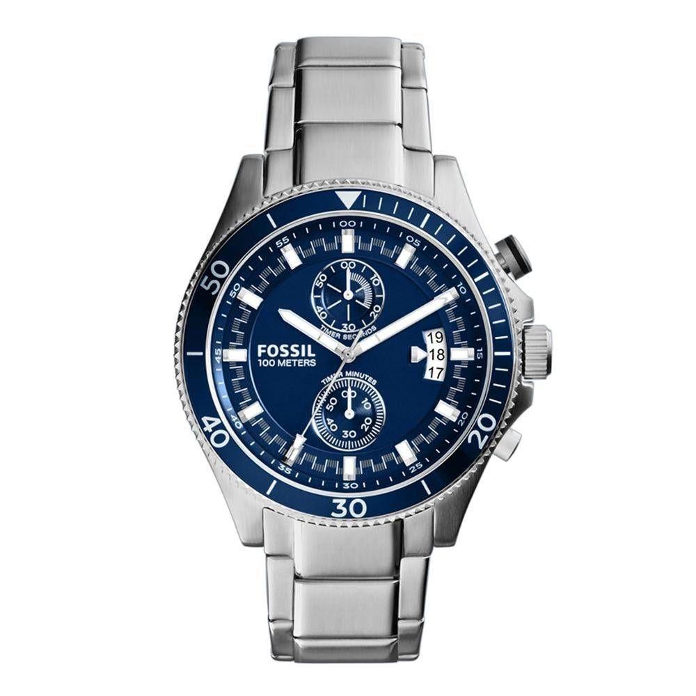 137c751ad81a Reloj Fossil Caballero de Acero inoxidable Análogo Mod CH2937 -   1