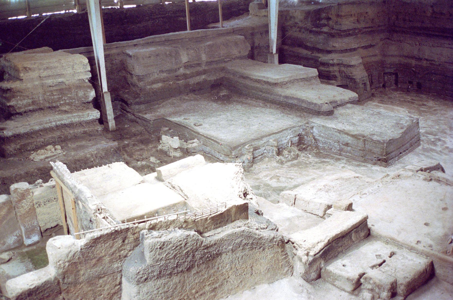Joya de Cerén, El Salvador. Maya Archaeology