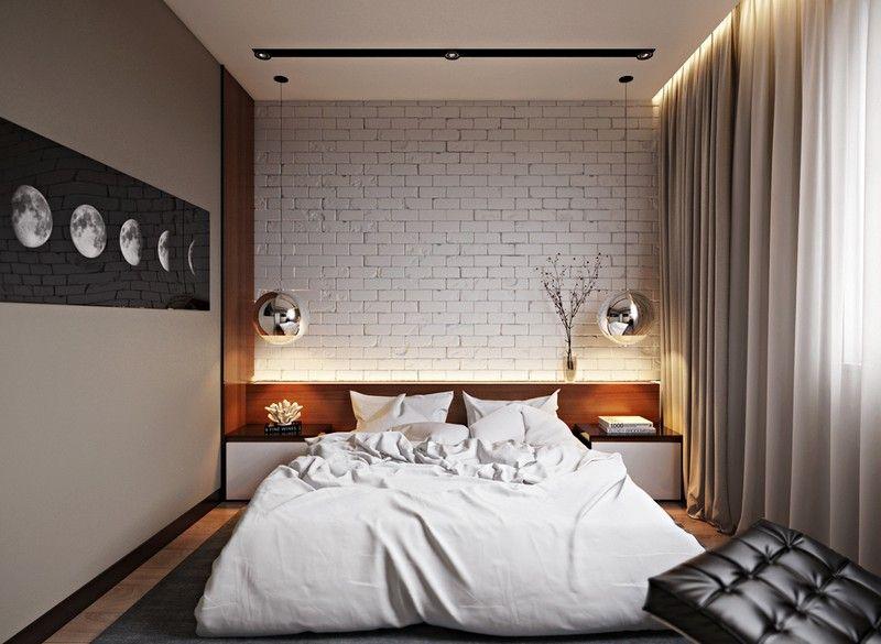 Chambre adulte blanche 80 idées pour votre aménagement Chambre