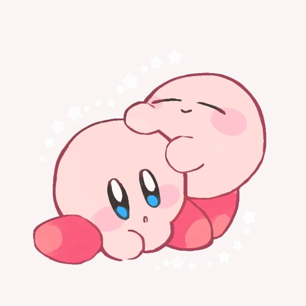 Kirby & Kirby | Anime Video Games | Kirby character, Game ...