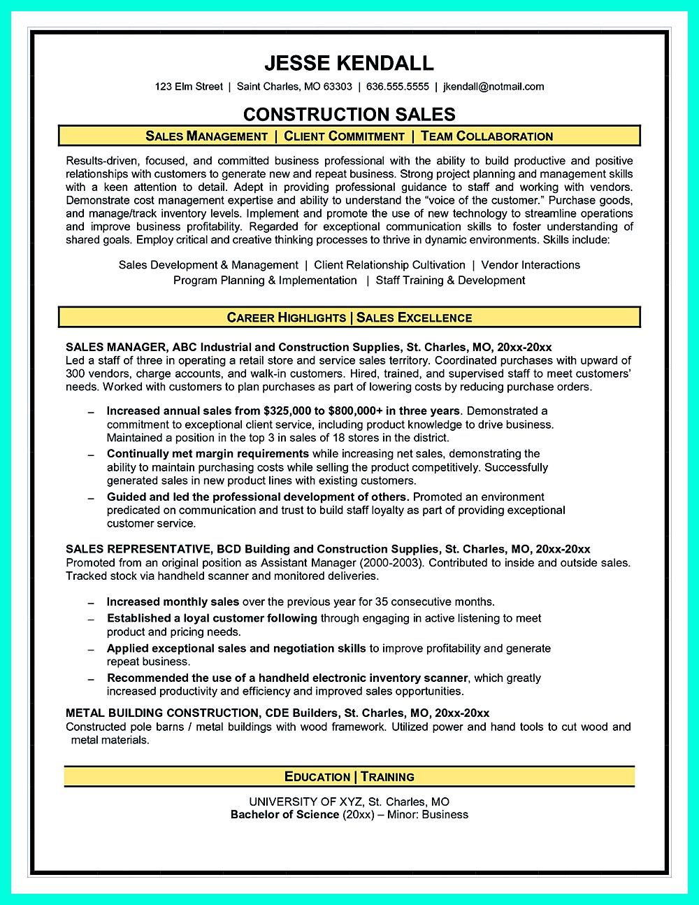 Construction Resume. Resume Summary Examples Entry Level Writing ...