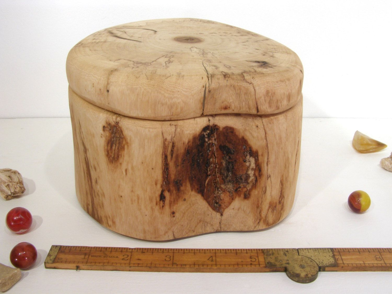 Oregon Ash Driftwood Wooden Box Cremation Urn Pet Valet 5th