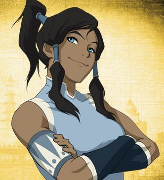 My 8-year-old daughter and I watched Avatar: the Last Airbender together last summer. The new sequel series, The Legend of Korra, premieres April 14.  My daughter and I have already seen the first two episodes when they were available online a couple of weekend back, and we're completely hooked. It's visually stunning, and I'm glad my daughter has tough, confident heroines like Korra to root for.