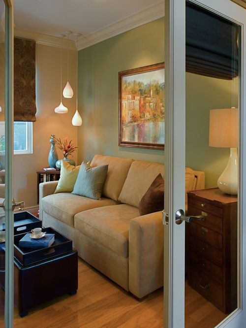 Living Room Den Ideas Part - 35: Small Den Idea
