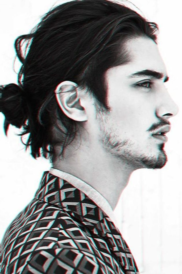 Man Bun Et Barbe Le Sexy Combo Gagnant 17 Photos Men