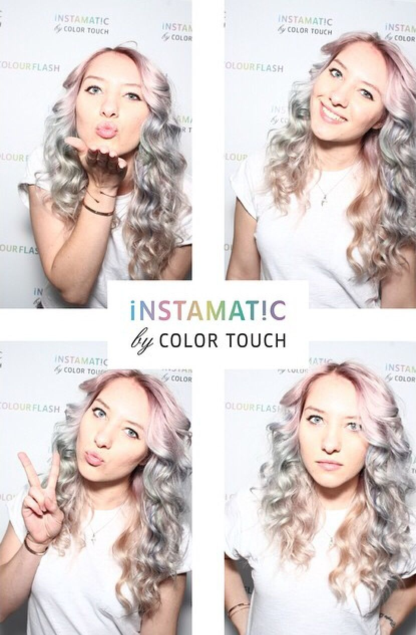Wella Instamatic By Color Touch Muted Mauve  f094cc4dbc
