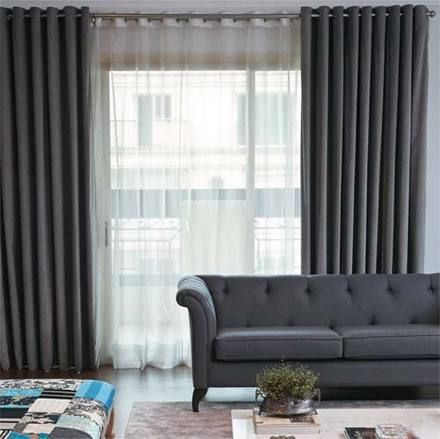 Cortinas modernas Cortinas Pinterest Curtain ideas, Window and