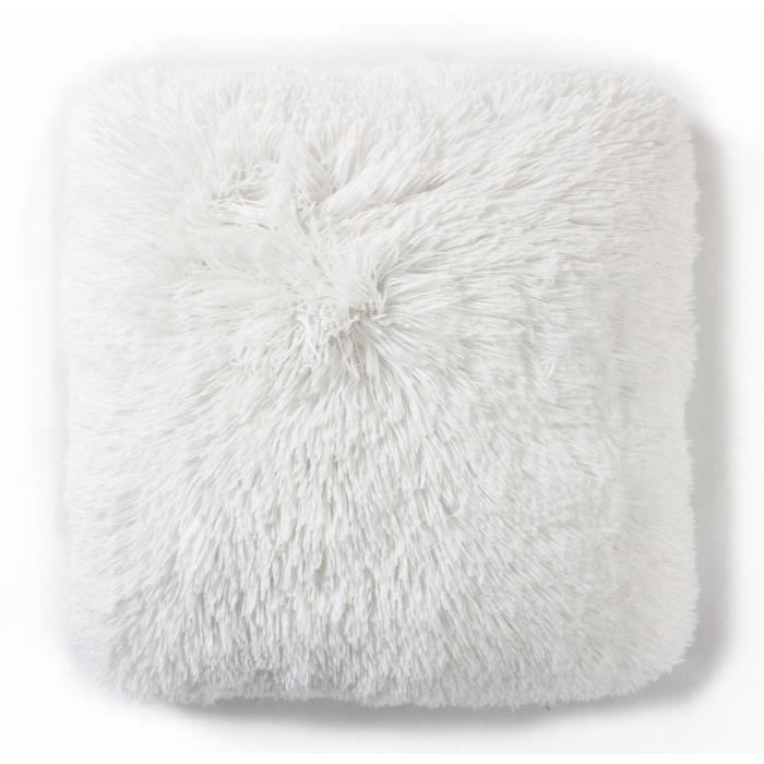Coussin Neo Yoga Blanc 60 X 60 Cm Rembourrage Coussin Coussin Blanc Et Bain De Soleil Pliable