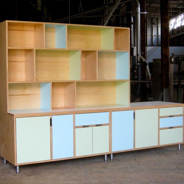 Kerf cabinets | Kitchen furniture, Living room cupboards ...