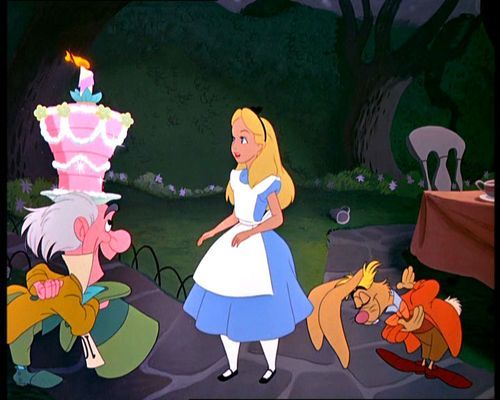 A Wonderful Huge Site Full Of Alice In Wonderland Party Ideas I
